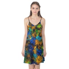 Squiggly Abstract C Camis Nightgown