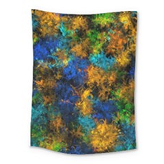 Squiggly Abstract C Medium Tapestry