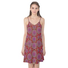 Hearts Can Also Be Flowers Such As Bleeding Hearts Pop Art Camis Nightgown