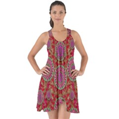 Hearts Can Also Be Flowers Such As Bleeding Hearts Pop Art Show Some Back Chiffon Dress