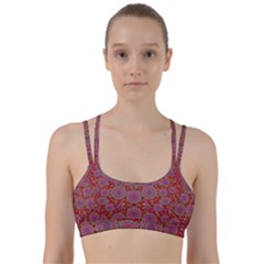 Hearts Can Also Be Flowers Such As Bleeding Hearts Pop Art Line Them Up Sports Bra