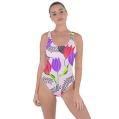 Floral Paradise Bring Sexy Back Swimsuit