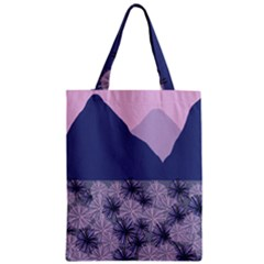Distance Dreams Zipper Classic Tote Bag
