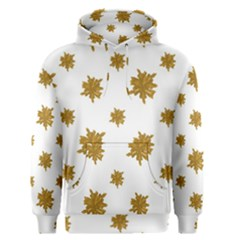 Graphic Nature Motif Pattern Men s Pullover Hoodie