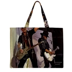 Johnny Depp Hollywood Vampires Zipper Mini Tote Bag