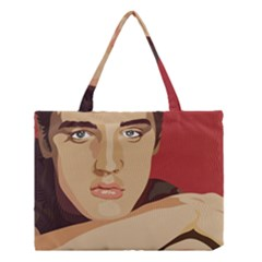 Elvis Presley Medium Tote Bag