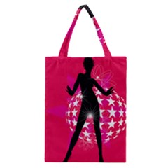 Sexy Lady Classic Tote Bag