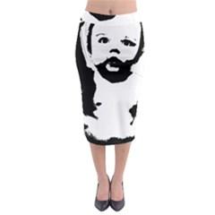 Cupid Midi Pencil Skirt