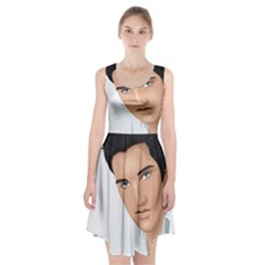 Elvis  Racerback Midi Dress