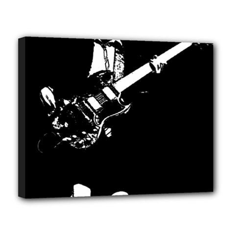Angus Young  Canvas 14  X 11