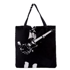Angus Young  Grocery Tote Bag