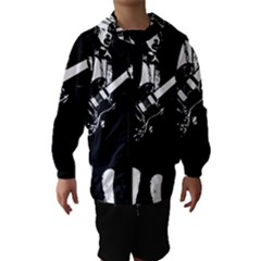 Angus Young  Hooded Wind Breaker (kids)