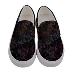 Chaos B1 Women s Canvas Slip Ons