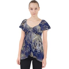 Wonderful Marbled Structure D Lace Front Dolly Top