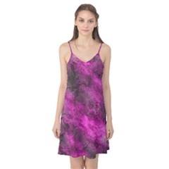 Wonderful Marbled Structure C Camis Nightgown