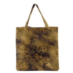 Wonderful Marbled Structure B Grocery Tote Bag