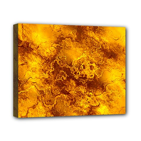 Wonderful Marbled Structure H Canvas 10  X 8