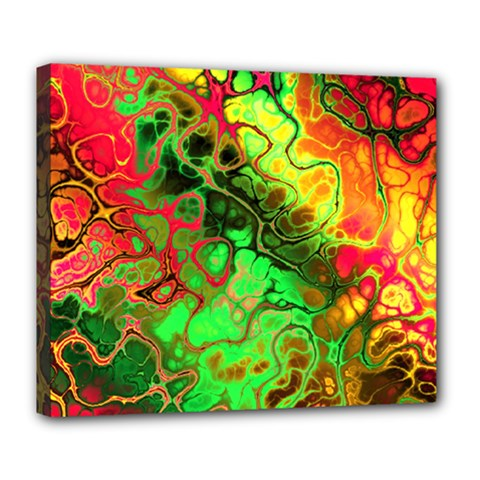 Awesome Fractal 35i Deluxe Canvas 24  X 20