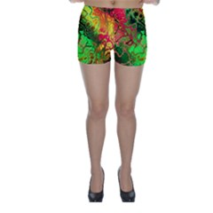 Awesome Fractal 35i Skinny Shorts