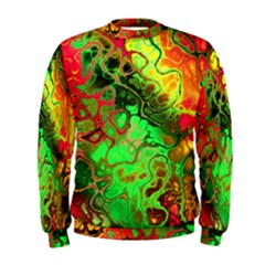 Awesome Fractal 35i Men s Sweatshirt