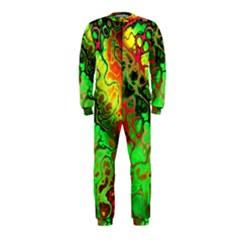 Awesome Fractal 35i Onepiece Jumpsuit (kids)