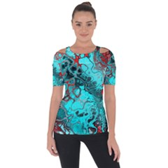 Awesome Fractal 35g Short Sleeve Top
