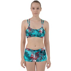 Awesome Fractal 35g Women s Sports Set