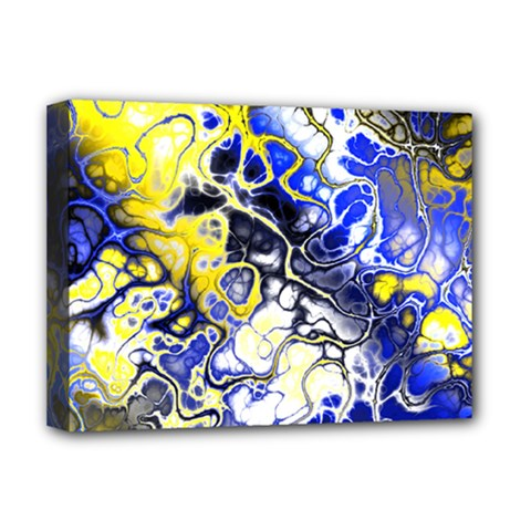 Awesome Fractal 35a Deluxe Canvas 16  X 12