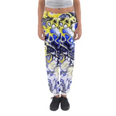 Awesome Fractal 35a Women s Jogger Sweatpants