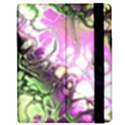 Awesome Fractal 35d Apple iPad 3/4 Flip Case View2
