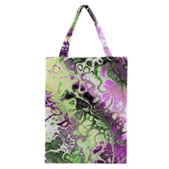 Awesome Fractal 35d Classic Tote Bag