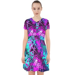 Awesome Fractal 35b Adorable In Chiffon Dress