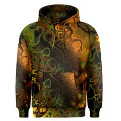 Awesome Fractal 35e Men s Pullover Hoodie