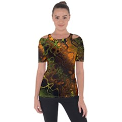 Awesome Fractal 35e Short Sleeve Top