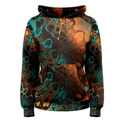 Awesome Fractal 35f Women s Pullover Hoodie