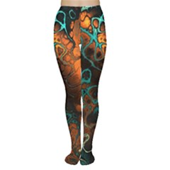 Awesome Fractal 35f Women s Tights