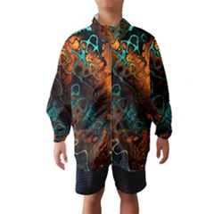 Awesome Fractal 35f Wind Breaker (kids)
