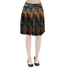 Awesome Fractal 35f Pleated Skirt