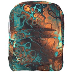 Awesome Fractal 35f Full Print Backpack