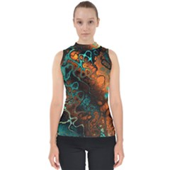 Awesome Fractal 35f Shell Top