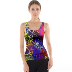Awesome Fractal 35c Tank Top