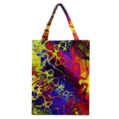Awesome Fractal 35c Classic Tote Bag