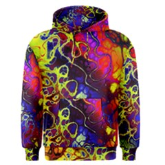 Awesome Fractal 35c Men s Pullover Hoodie