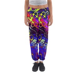 Awesome Fractal 35c Women s Jogger Sweatpants