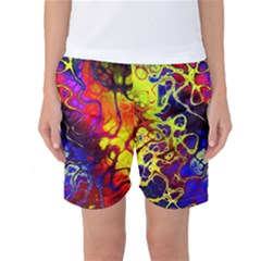 Awesome Fractal 35c Women s Basketball Shorts