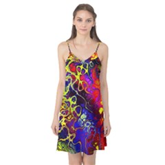 Awesome Fractal 35c Camis Nightgown