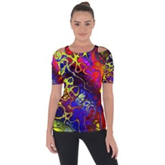 Awesome Fractal 35c Short Sleeve Top