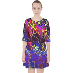 Awesome Fractal 35c Pocket Dress