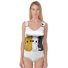 Cute Cats Princess Tank Leotard