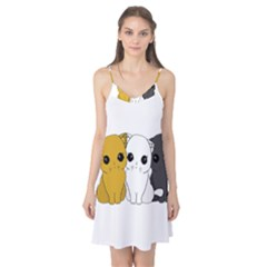 Cute Cats Camis Nightgown
